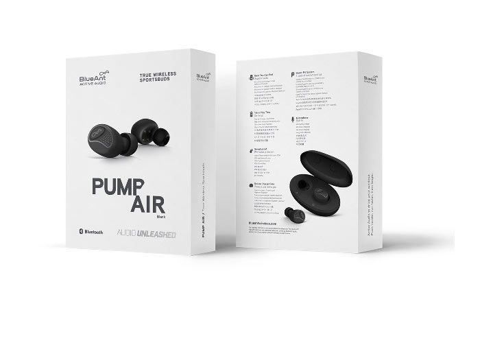 Tai nghe bluetooth BlueAnt Pump Air