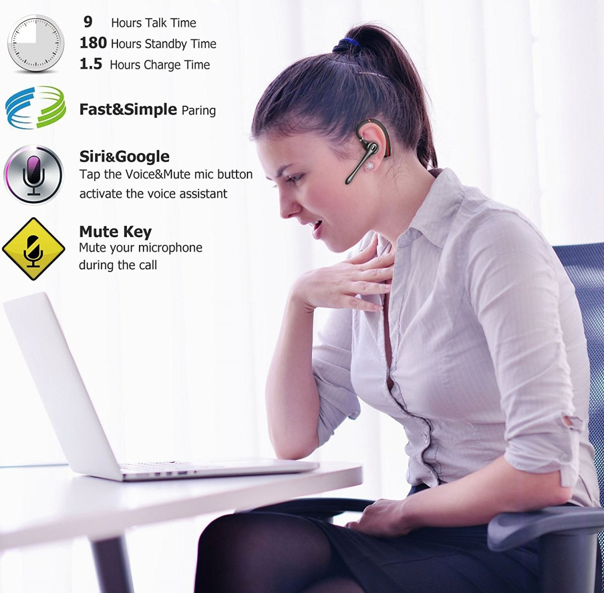 tai nghe bluetooth wireless 510